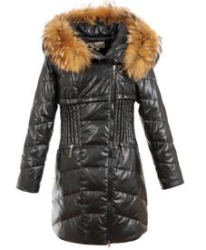 冬季2013新款 胖衣朵品牌 加肥加大码胖mm 时尚休闲 修身经典黑色 收身斜拉链羽绒服13932