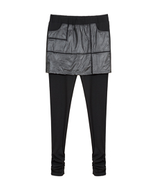 2014春装新款时尚休闲 加大码裤裙A20751