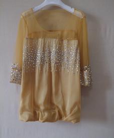 2014夏装新款时尚加肥加大码女装胖mm28048