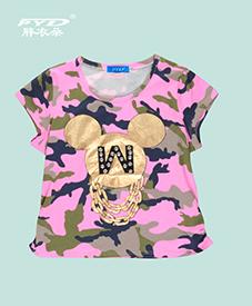 T恤28085    两款颜色  2014夏季新品   加肥加大  收腰显瘦