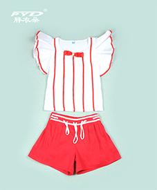 胖衣朵正品套装011   领口镶珠   三种颜色   2014夏季新款   加肥加大  特大码女装