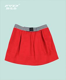 夏季短裙   红绿两色  时尚百搭  2014夏季爆款  加肥加大