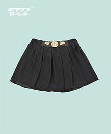 夏季黑色短裙981 加肥加大 时尚百搭 2014夏季新品 时尚特大码