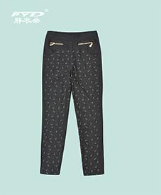 新款推出 秋季长裤850 胖MM秋季必备 加肥加大 简约修身