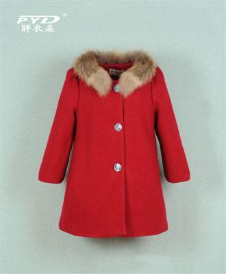 2014冬大码女装加肥加大特大版女装220斤xxxl尼子大衣真毛领厚888